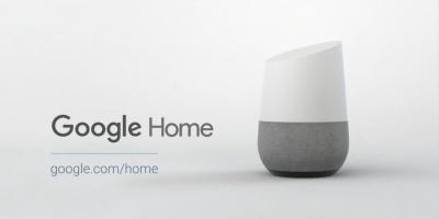 Google-Home assistant de maison