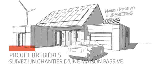 Projet brebi res maison passive alternative bois concept for Isolation pour maison passive