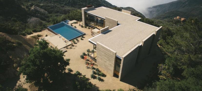 maison design en californie