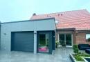 Extension de maison à Rebreuve Ranchicourt