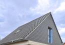 Réalisation d'une toiture 2 pans à Athies