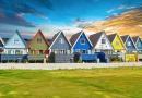 maison en bois Norvège