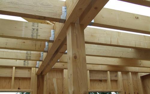 plancher d#039;étage bois barlin